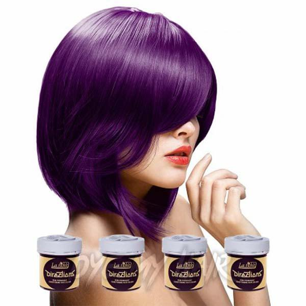 120 Outstanding Purple Hair That Gives You A Splendiferous Result