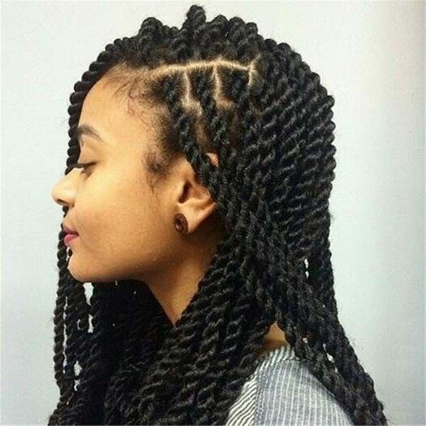 108 Flawless Senegalese Twist That You Must Try Once