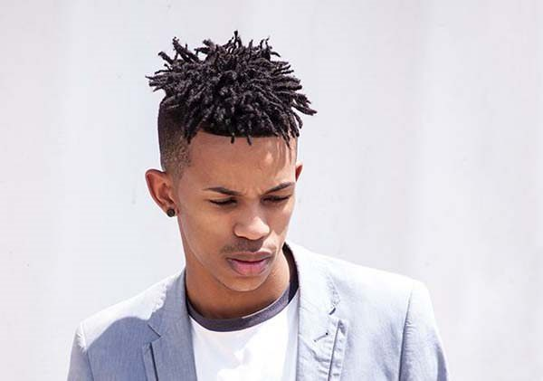 If You Are Worried That Top Fade Haircut Might Not Be Fancy Enough Then Shouldn T These High With Dreads The Perfect Choice For Such
