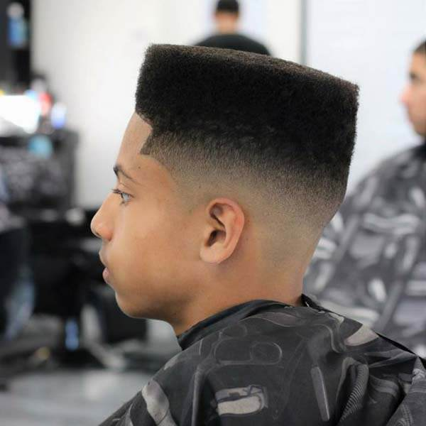 120 High Top Fade Haircuts That Makes You Look Different