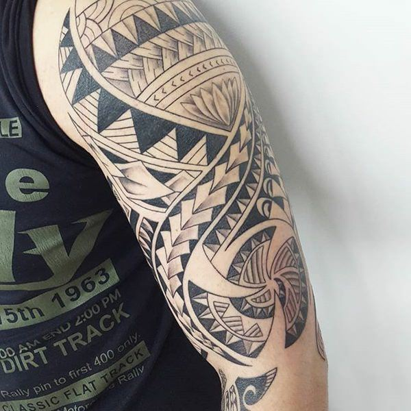 101 Designs- Everything You Need To Know About A Maori Tattoo