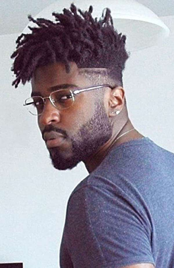 High Top Fade Hairstyle Get Amazed And More Trendy With These Beauties