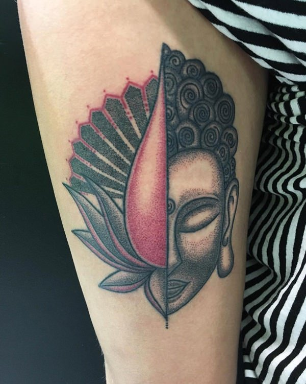 102 Buddha Tattoo Designs That Will Keep You Near To His Wisdom