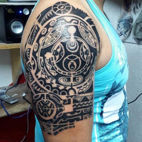 33a4718b9 Hei Tiki Maori Tattoo Related Keywords & Suggestions - Hei Tiki ...