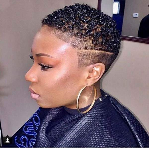 Low Cut Hairstyles For Black Females: 104 Best Mohawk Fade Hairstyles That Everyone Is Talking About