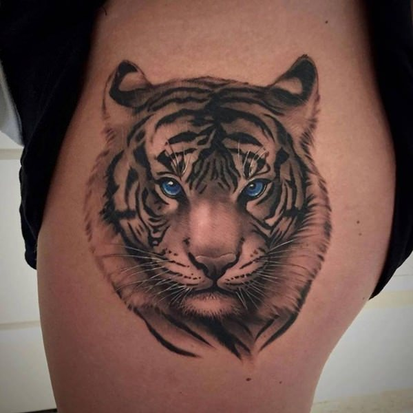 41c094126 121 Best Tiger Tattoo Designs Representing The Glorious Beasts