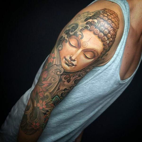 102 Buddha Tattoo Designs That Will Keep You Near To His Wisdom