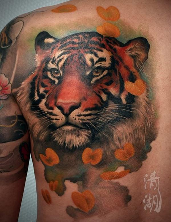 17d82b76102b9 121 Best Tiger Tattoo Designs Representing The Glorious Beasts